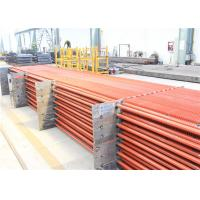 Buy cheap SS Or CS Boiler Fin Tube / Heat Exchanger Finned Tube Solid Type For Cooler Dryer from wholesalers