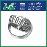 Buy cheap OEM Chrome Steel Miniature Tapered Roller Bearings For Mining Machinery from wholesalers