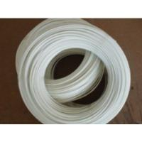 Wholesale Inside Silicone Rubber Fiberglass Sleeving Outside Fiberglass Tubes SGS Certification from china suppliers