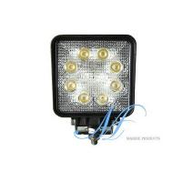 8X3W LED working light, boat floodlight, deck light, search light, auto light