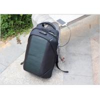 Buy cheap Multi Function Solar Powered Backpack , Anti Theft Solar Backpack For Laptop from wholesalers
