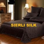 Buy cheap silk bedspread , silk coverlet. comfortable silk coverlet , luxious pure silk bedspread from wholesalers