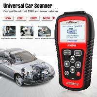 Buy cheap Automotive Tools Konnwei Diagnostic Scanner OBD2 KW808 2.8 Inch Large Screen from wholesalers