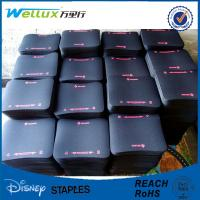 Promotional Blank rubber / cloth / Silk Mouse Pad with Logo 250 * 190 * 2mm