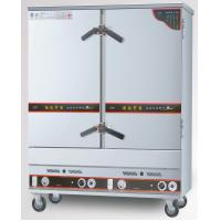 China Energy - Saving Gas Food Steamer 24 - Trays Steam Cabinet 1410x640x1665mm on sale