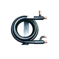 Buy cheap R407 Refrigerant Heat Pump Coaxial Coils from wholesalers