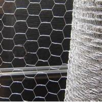 Buy cheap Hot dipped Galvanized iron wire weaving Hexagonal wire mesh, erosion - resisting from wholesalers