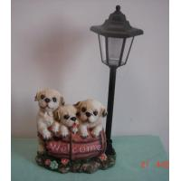 Buy cheap Solar Garden Dog Decoration (SFR0664) from wholesalers