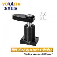 Buy cheap China youzhi HPS double acting High pressure swing clamp cylinder from wholesalers