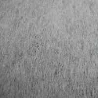 Wholesale Nonwoven Interlining, Made 100% Polyester, Available Super White from china suppliers