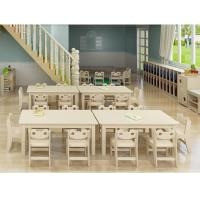 Buy cheap wholesale price nursery school furniture, school furniture for kids, nursery tables chairs child care furniture from wholesalers