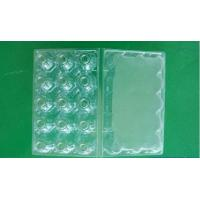 Buy cheap Egg Blister Packaging Colored PVC Transparent Film Width 60mm-850mm from wholesalers