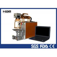 Buy cheap 50W Fiber Laser Marker Machine For Business Card Customization from wholesalers