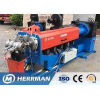 Buy cheap Data / Building / Civil Cable Extrusion Line High Output 1200kg/H SJ-90X25 from wholesalers