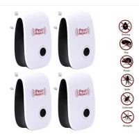 Buy cheap Mosquito Killer ultrasonic insect killer Repeller Reject Rat Mouse Insect Repellent from wholesalers