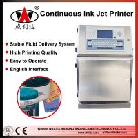 Buy cheap Batch coding machine low cost Willita-180P CIJ ink jet printer from wholesalers