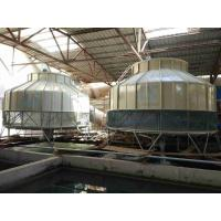 Buy cheap FRP Body Counter Flow Open Water Cooling Tower Low Power Consumption from wholesalers