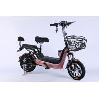 Buy cheap Smart Mini Mobility Scooter Folding E Bike 14 Inch Wheel 25km / H Use Two Seater from wholesalers