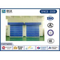 Wholesale Commercial Buildings Fireproof Roller Shutters High Temperature Resistant from china suppliers