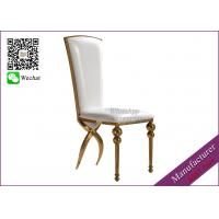 Wholesale White Cushion Wedding Chairs For Sale With Good Quality (YS-16) from china suppliers