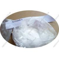 Buy cheap Oral & Injectable Anabolic Steroid Hormones Anastrozole for Male Bodybuilding Supplement from wholesalers