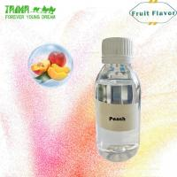 Buy cheap TAIMA More than 500 kinds of flavours food grade VG based high concentrate Peach flavor for vape from wholesalers