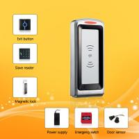 Buy cheap RFID Access Control Card Reader Remote Control Anti - Vandal With WIFI APP from wholesalers