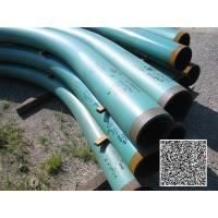 Buy cheap Sell Gas pipe Line products Induction Bend by Tantu from wholesalers