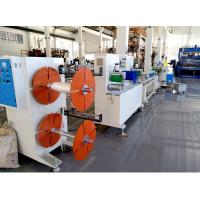 Buy cheap Fruit Net Making Machine / Fencing Net Making Machine For Wine Bottle Protection from wholesalers