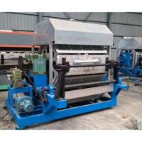Buy cheap 5000 Pcs / H Egg Tray Moulding Machine Hydraulic Easily Learned Eco Friendly from wholesalers