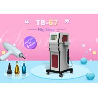 Buy cheap Pigmentation Removal Nd Yag Laser Tattoo Removal Machine For Skin Whiten from wholesalers