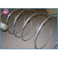 Buy cheap Hot Dipped Galvanized Concertina Razor Barbed Wire BTO-28 In 70cm 100cm Coil from wholesalers