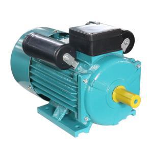 China Cast Iron Single Phase Induction Motor 2 Pole Capacitor Start High Efficiency YC80B-2 on sale