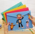 Buy cheap wholesale paper tinted gift mailing envelope for celebration,design & printing Vintage Brown Kraft Paper Packaging Envel from wholesalers