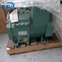 140HP Manual Screw Bitzer Compressor Semi Hermetic