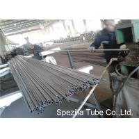 Buy cheap Hastelloy C22 Seamless Nickel Alloy Tube ASTM B622 Seamless Round Tube from wholesalers