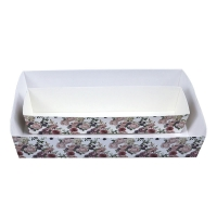 Buy cheap Flexible Decorative Paper Cake Cups Oven Safe Baking Containers from wholesalers