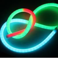 Buy cheap RGB led strip light color changing led neon rope light small night light 360 from wholesalers