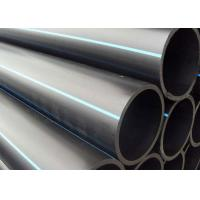 Buy cheap HDPE 16mm-1000mm PN8- PN20 Polyethylene Plastic Pipe Water Supply Drainage from wholesalers