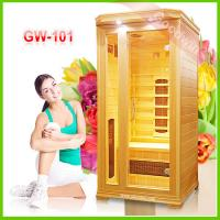 Buy cheap Infrared sauna room gw-101 from wholesalers