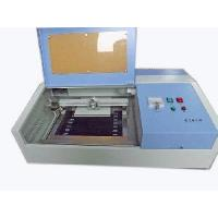 Wholesale Rubber Stamp Maker Laser Machine (NC-S40) from china suppliers