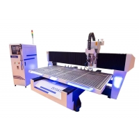 Buy cheap 7.5KW Wood Stainless Steel 24000rpm 2513 CNC Engraving Machine from wholesalers