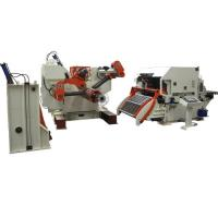 Buy cheap Punch Peripheral Equipment, 3-in-1 Feeder, Stamping Automation Production Line from wholesalers