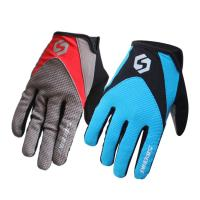 Buy cheap Winter Warm Waterproof Cycling Gloves Good Construction No Deformation from wholesalers