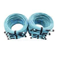 Buy cheap Mpo Fiber Connector Mtp Patch Cable With Mpo 24 Cable Fiber Connector Type from wholesalers