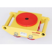 Buy cheap Factory Price Material Handling Transport Trolley Turnable Small Tank Cargo Trolley Lifting Tools from wholesalers