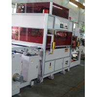 Punching Pressure Stability Hydraulic Die Cutting Machine For Cutting Film Products Manufactures