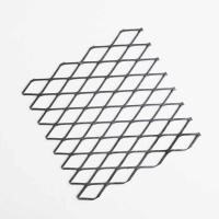 Buy cheap 1-1/2 #16 Carbon Steel Expanded Metal Mesh For Display Units from wholesalers