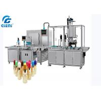 Buy cheap 5 Nozzles Fully Silicone Lipstick Molding Machine with Cooling Tunnel from wholesalers
