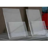 Buy cheap Commercial Custom Acrylic Products Display Stand With Laser Cutting Craft from wholesalers